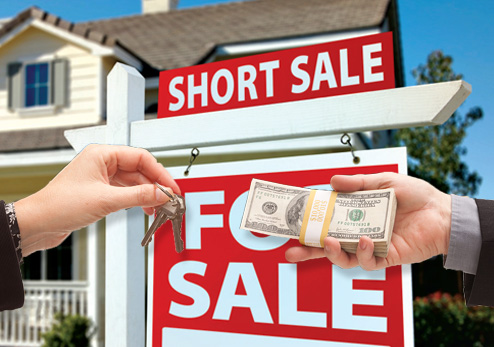 Short Sale And Get Cash Back